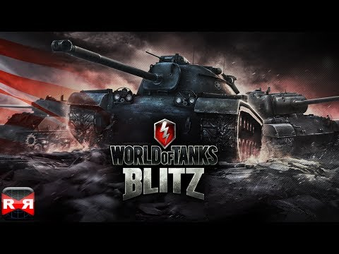 World of Tanks Blitz (Worldwide release) - iOS - iPhone/iPad/iPod Touch Gameplay