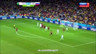 алжир Россия 1:1. Чемпионат мира по футболу 2014 (обзор матча)