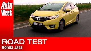 Honda Jazz (2015) AutoWeek review