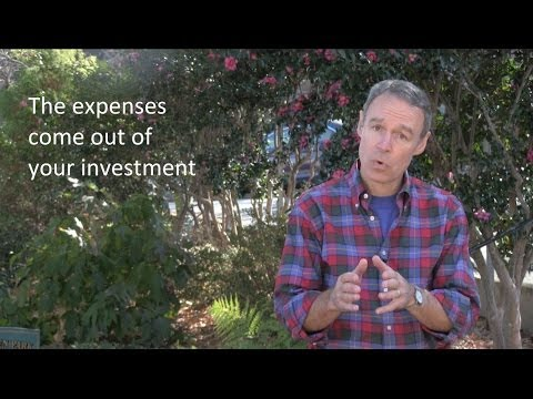 Mutual Fund Costs, Part 1: Expense Ratios
