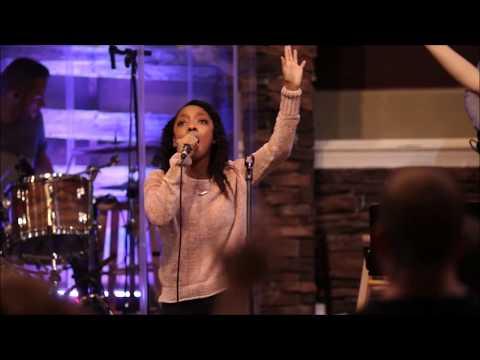 Surrounded (w/ spontaneous) - Zaina Allen // Original Song // Bethel Atlanta Worship