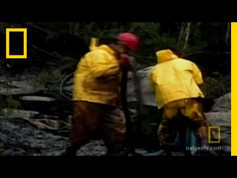 Crude Oil Blast | National Geographic