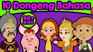 10 Dongeng Bahasa - Cerita2 Dongeng | Kartun | Dongeng Anak | Dongeng Bahasa Indonesia Terbaru 2019