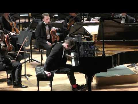 БИС Ф. Блуменфельд: Этюд для левой руки, Op.36, исп. Андрей Гугнин (фортепиано)