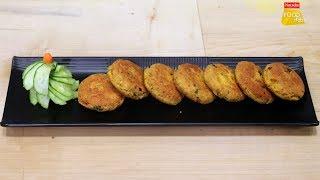 Chicken Shami Kebab | Chicken Kebab | चिकन शमी कबाब | Iftaar Recipe | Food Tak