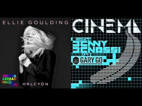 Ellie Goulding & Madeon vs. Benny Benassi ft. Gary Go & Skrillex - Stay Awake In A Cinema