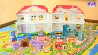 Кукольный дом Keenway, Дом милый дом, Home Sweet Home
