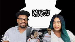 "Michael Pangilinan performs ""Rainbow"" (South Border) LIVE on Wish 107.5 Bus