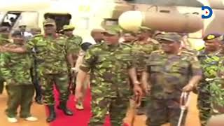 The day President Uhuru Kenyatta joined the Kenya Defence Forces in the bush  |REWIND