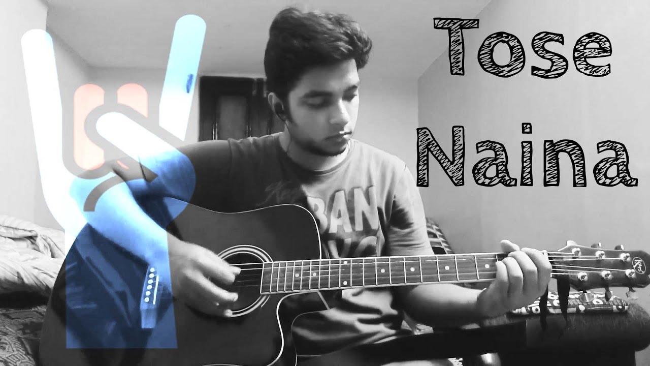 Tose Naina Mickey Virus 2013 Guitar Tutorial Youtube