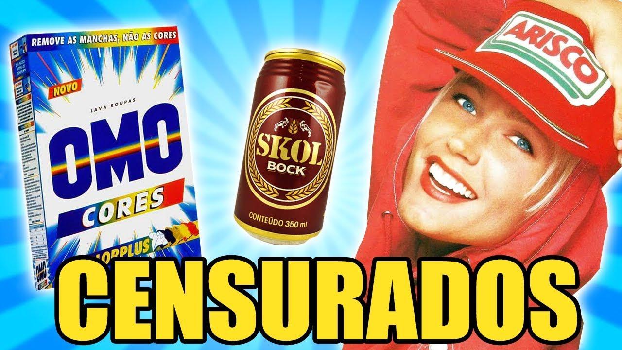 7 COMERCIAIS CENSURADOS POR MOTIVOS ABSURDOS!