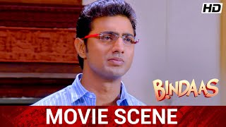 অঞ্জলি কার ? | Dev | Sayantika | Movie Scene | Bindaas | SVF