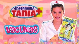 Enfermera Tania - Vacunas