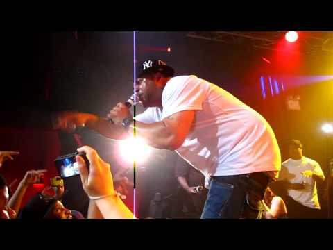 Joell Ortiz & Fat Joe- Big Pun Tribute / Twinz (Deep Cover '98) @ Highline Ballroom, NYC