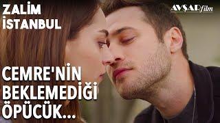 Cenk Cemre'yi Öptü💕 | Zalim İstanbul 19. Bölüm