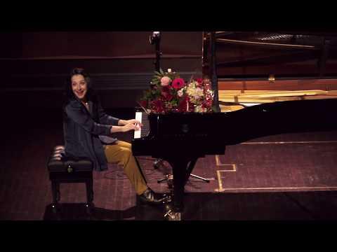 Marietta Petkova live at 'De Doelen'