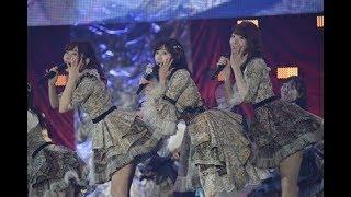 AKB48、まゆゆラストセンター曲初披露 マイクを置く演出に「緊張で動揺...