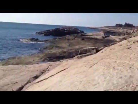 RI Surf Fishing Hazard Rock Narragansett RI RI Striped Bass Fishing Hot Spots
