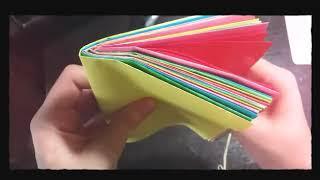 как сделать книжку - малышку на урок самопоззнания для 5 классов