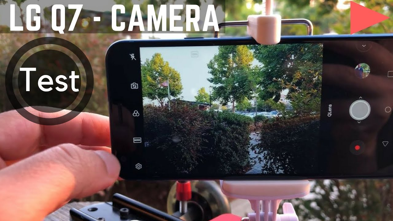 LG Q7 Plus CAMERA TEST REVIEW! Video & Photo