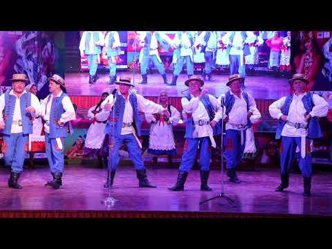 Zespół Piesni i Tańca Ziemi Kutnowskiej -POLAND The Kutno Region  Folk Song and Dance Ensemble