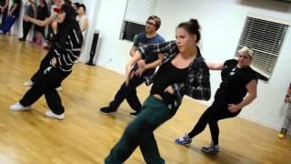 Sean Butler- 4 Ever Choreography