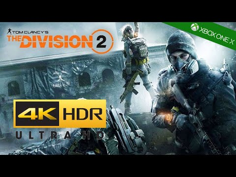 The Division 2 - True 4K HDR (Xbox One-X) Gameplay PT-BR
