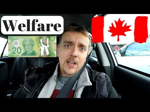 Things You Should Know About Welfare In Canada.