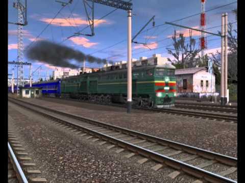 скачать симулятор поезда с русскими поездами через торрент - фото 7