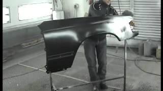 видео Матовая покраска автомобиля своими руками