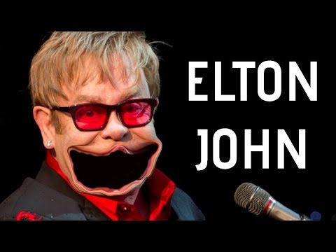 Rocket Man But HE HASN'T LEFT THE GROUND | Elton John