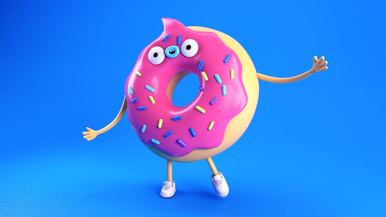 Download Cinema 4D Tutorial - How to Make a Realistic Plastic Vinyl Toy Texture