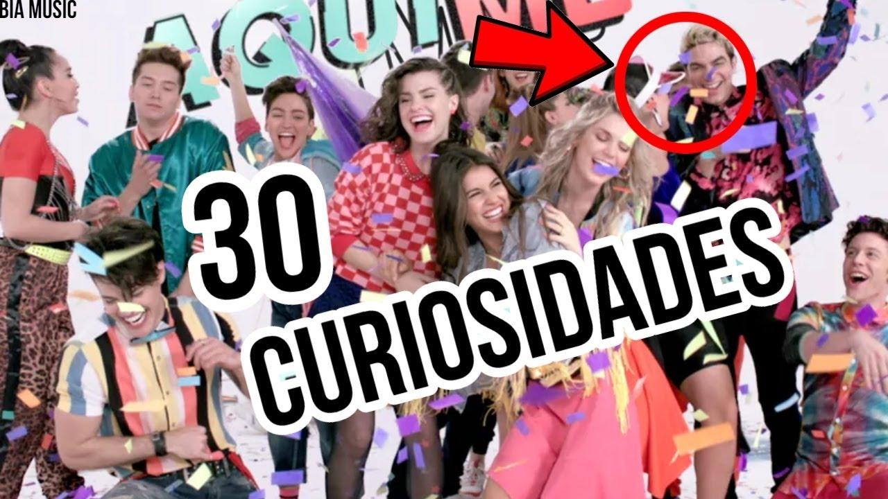 30 CURIOSIDADES DE BIA!