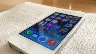 Downgrade iPhone & iPod Touch iOS 7.0 & 6.1.3 to 6.1.2