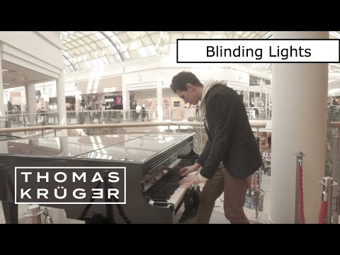 "THOMAS KRÜGER – ""BLINDING LIGHTS"" (THE WEEKND) PIANO VERSION"
