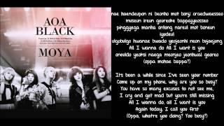 Watch Aoa Black Moya video