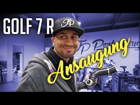 JP Performance - Eventuri Ansaugung | VW Golf 7 R