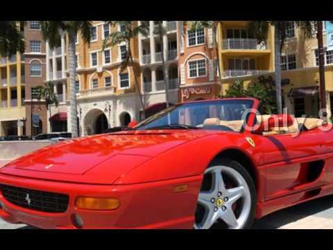 1999 ferrari 355 serie fiorano for sale in naples fl for Black horse motors naples fl