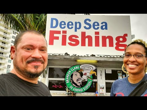 Deep Sea Fishing | Ft Lauderdale Beach Florida | Vlog 5 | Happy Birthday Tosha