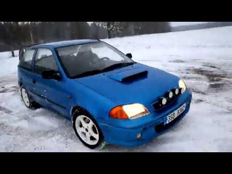 Subaru Justy Turbo