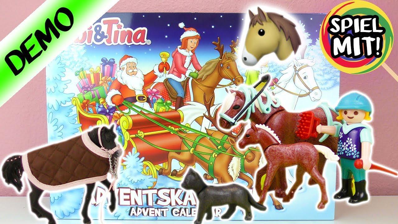 Pferde Weihnachtskalender.Top 3 Pferde Adventskalender 2017 Wir öffnen Alle 24 Türchen Spiel Mit Mir