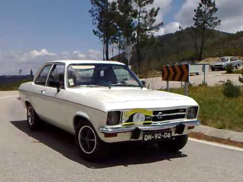 dc2dc43ca62 clube opel clássico portugal - YouTube