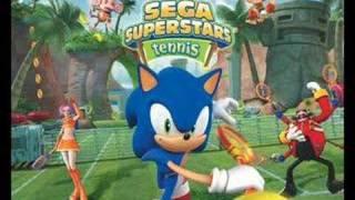 Sega Superstars Tennis- Samba de Janeiro