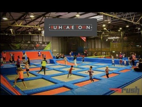Rush trampoline park.(Claremont South Africa)