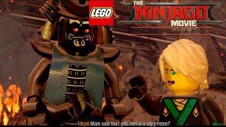 LEGO Ninjago Movie Videogame - The Unclimbabie Mountain - Gameplay Walkthrough Part 7(PC)