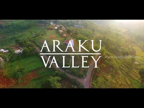 Amazing Aruku valley 4k Video