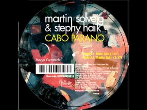 VR039   Martin Solveig & Stephy Haik   Cabo Parano