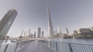 Burj Khalifa 360 Video - MIND SPIRIT DESIGN STUDIO