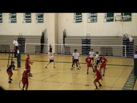 Livingston vs Passaic Boys High School Volleyball