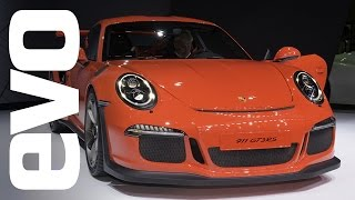 Porsche 911 GT3 RS at Geneva 2015 | evo MOTOR SHOWS